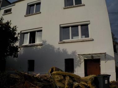 Rénovation de façade à Rouen