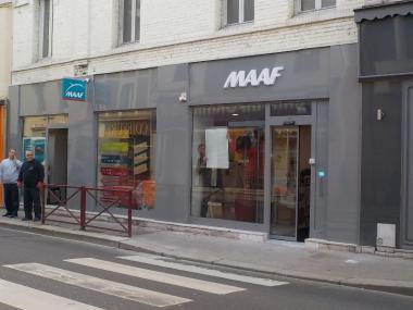 Rénovation de bâtiments industriels et commerciaux à Rouen