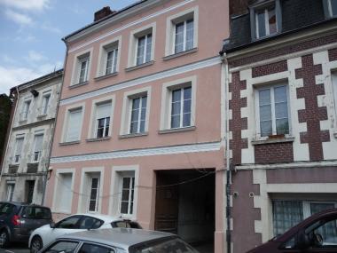Ravalement de façade à Rouen