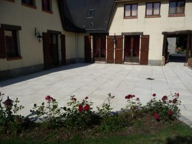 Construction et aménagement de terrasse à Rouen